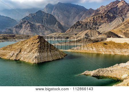Colorful Rocks Oman