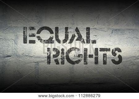 Equal Rights Gr