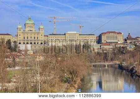 Bern Cityscape