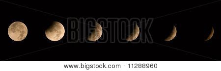 Winter Solstice Lunar Eclipse 2010