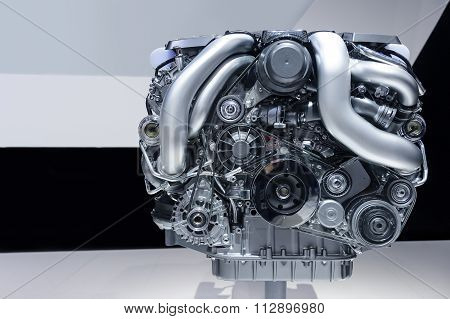 Car engine concept