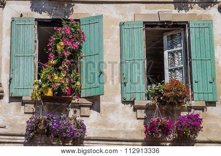 Painted Windows