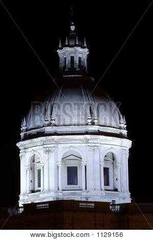 Panteao At Night
