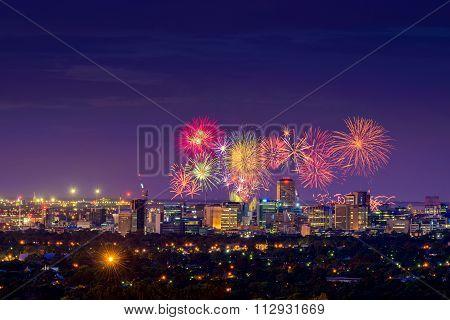 Adelaide Fireworks