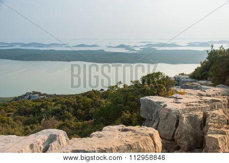 Vransko Lake And Kornati Islands
