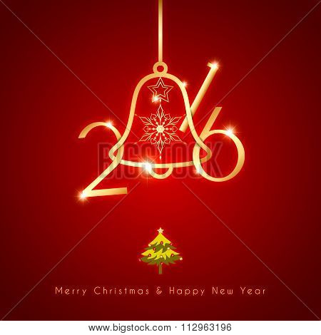 New Year Christmas Holidays Celebration Background