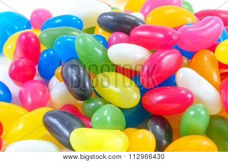 Colorful Jellybean Sweet