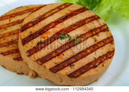 Grilled Fishcake