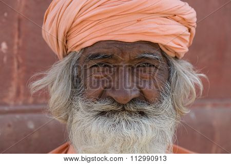 Sikh Man, India