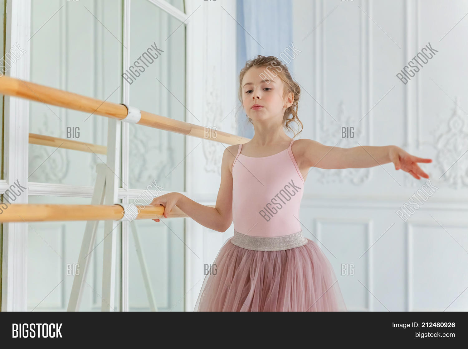 Young Classical Ballet Image & Photo (Free Trial) | Bigstock