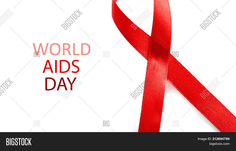 Aids Awareness Sign Image Photo Free Trial Bigstock