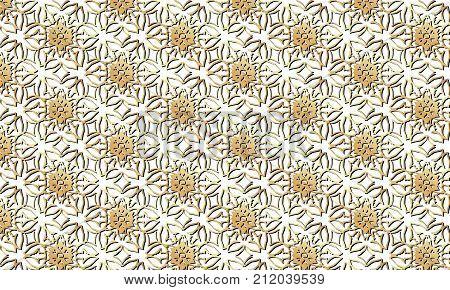 Round frame with traditional vintage Golden Greek ornament, Meander pattern on transparent background. Gold pattern for decorative tiles