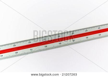 Plastic scaler