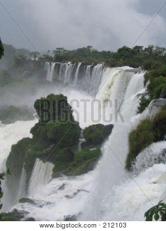 Argentinean Iguazu Falls