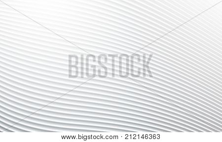 Vector Wavy Tile Pattern Seamless Background Texture