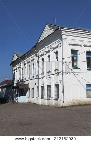 Building of the Interior Ministry of Russia in Totemsky District, Vologda Region, Russia