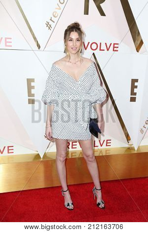 LOS ANGELES - NOV 2:  Whitney Port at the 2017 Revolve Awards at the Dream Hotel Hollywood on November 2, 2017 in Los Angeles, CA
