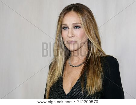 Sarah Jessica Parker at the Hammer Museum Gala In The Garden held at the Hammer Museum in Westwood, USA on October 14, 2017.