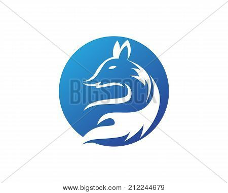 Firefox Animals Logo And Symbols Template App Icons