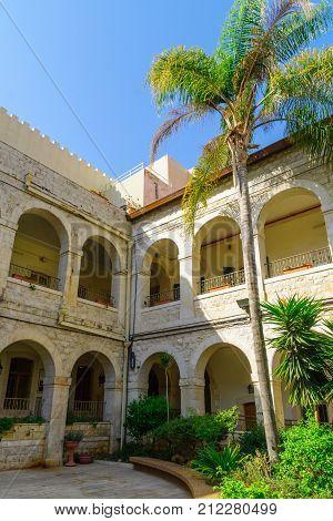 Sacred Heart (sacre Coeur) Monastery, In Haifa