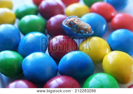 Chocolate Close Up Stock Photo High Quality