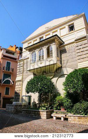 Historical House In Monaco-ville, Monaco