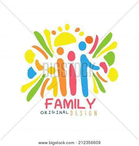 Family logo design