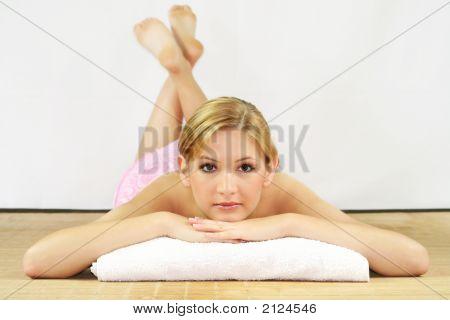 Beauty Wellness Portrait