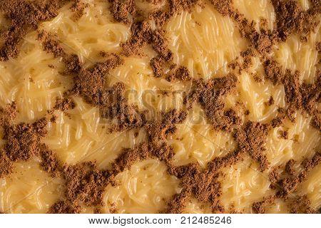 Aletria Vermicelli Pudding