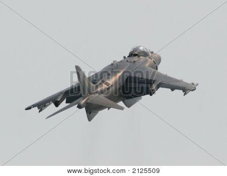 Usmc Av-8B Harrier Ii - Rear
