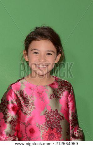 LOS ANGELES - NOV 5:  Scarlett Estevez at the