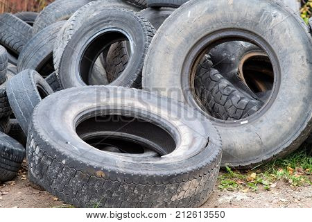 photos of wheels with high tread close