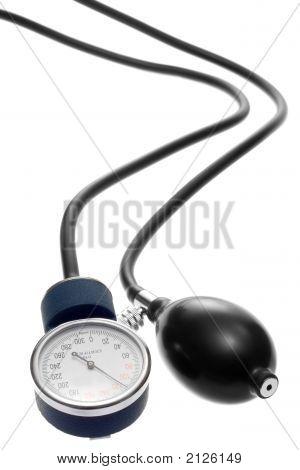 Pump And Pressure Gauge