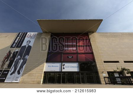 The Valencian Institute Of Modern Art.
