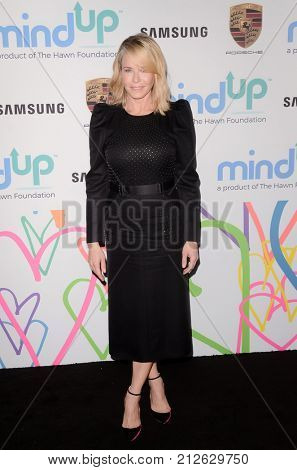 LOS ANGELES - OCT 3:  Chelsea Handler at the Goldie's Love In For Kids at the Green Acres Estate on October 3, 2017 in Beverly Hills, CA