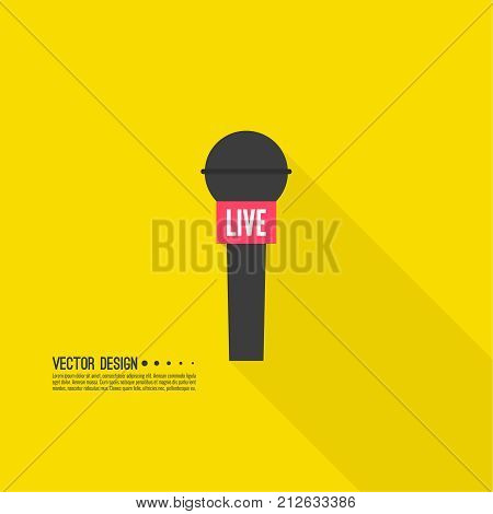 Journalism Concept Vector Photo Free Trial Bigstock