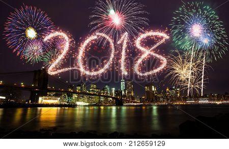 2018 Year at New York City