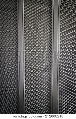 Surface pattern steel wall textured background stock photo