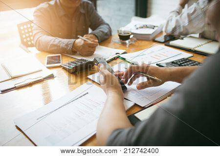 Co-workers are consultants on business documents tax transactions and business combinations after a bankrupt merger with a newly founded company.