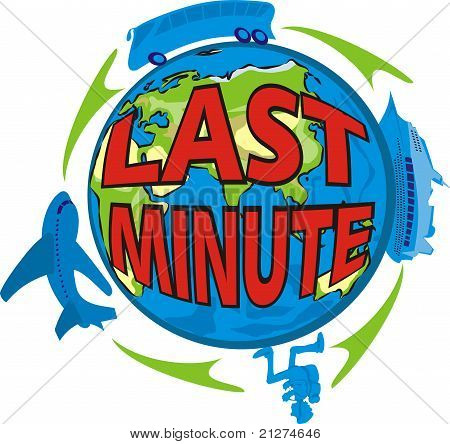 last minute - holiday