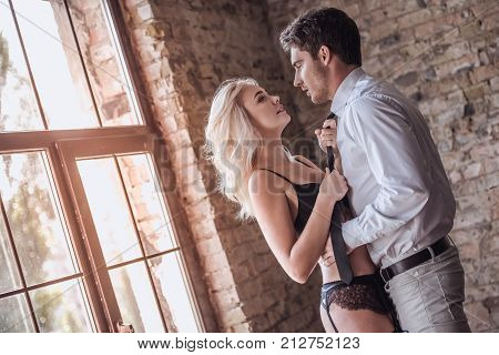 Businessman And A Girl