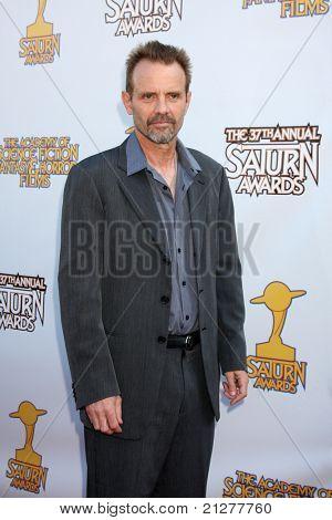 LOS ANGELES - JUN 23:  Michael Biehn arriving at the 2011 Saturn Awards  at Castaways on June 23, 2011 in Burbank, CA