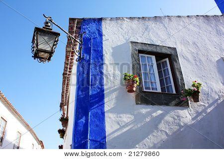 Ancient House Facade