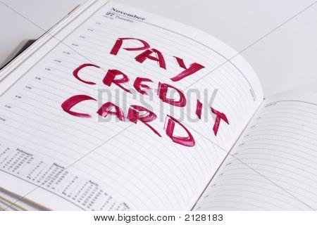 Pay Credit Card Bill