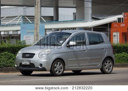 Private Car, Kia Picanto K1, Product Of Korea.