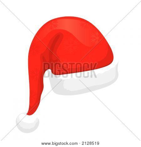 Santa Hat (Vector)