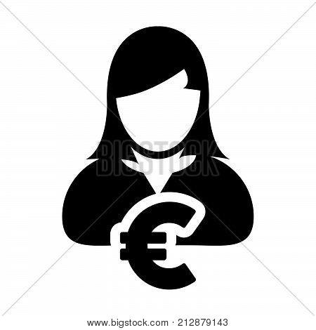 Euro Sign Icon Vector Vector Photo Free Trial Bigstock