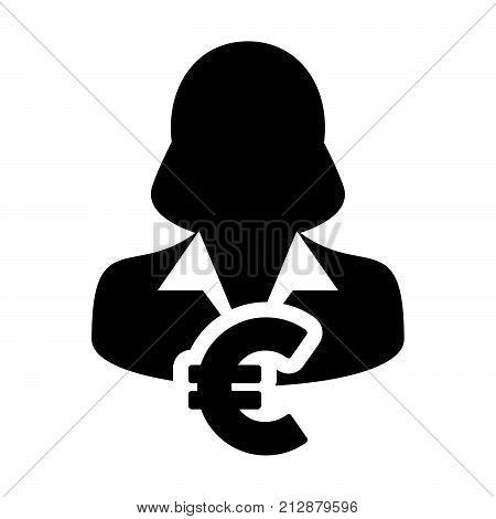Euro Sign Icon Vector Symbol Vector Photo Bigstock