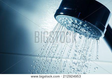 Shower hygienic shower head hygiene water saving bathroom equipment bathroom item