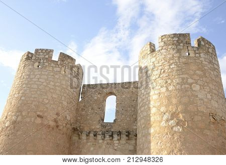 Towers Of Medieval Gate